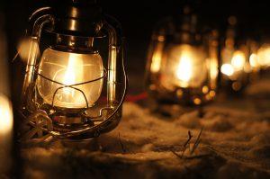Lichterwanderung zum Weihnachtsmarkt